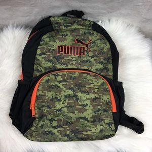 New puma Camo backpack